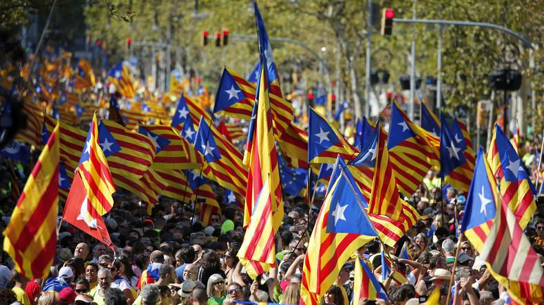 Separatistischen Bürgermeistern in Katalonien droht Haft