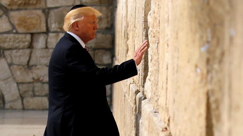 Israelische Firma baut Prototypen von Trumps Mexiko-Mauer