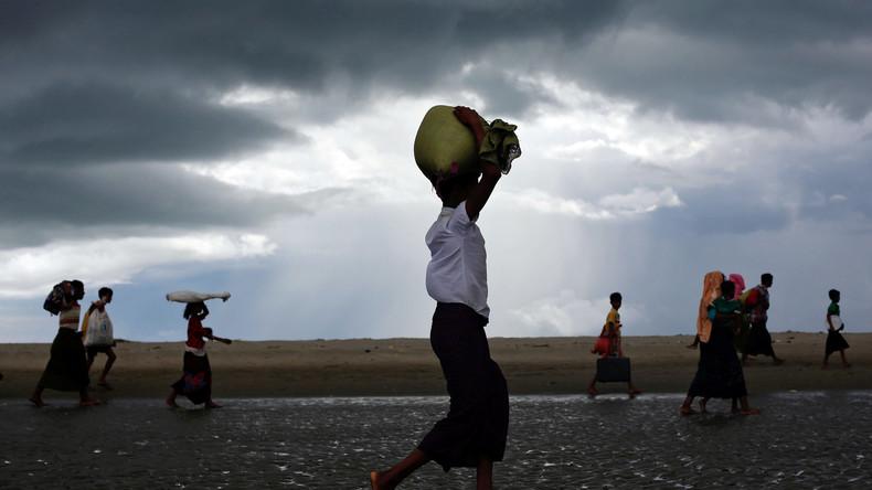 Bangladesch will Rohingya-Flüchtlinge auf nicht bewohnbare Insel verfrachten