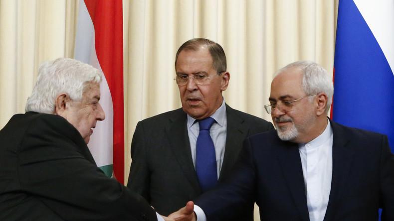 """Exklusiv-Interview: """"Russland will Syrien als Mediator befrieden und al-Kaida-Ableger zerschlagen"""""""