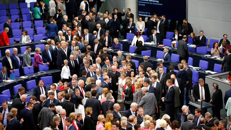 Wieder im Gespräch: Politiker aller Bundestagsparteien für Verlängerung der Wahlperiode