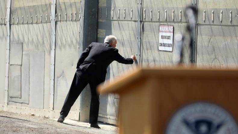 Doch keine Mauer? Demokraten verkünden Einigung mit Trump über Schutz von Immigranten