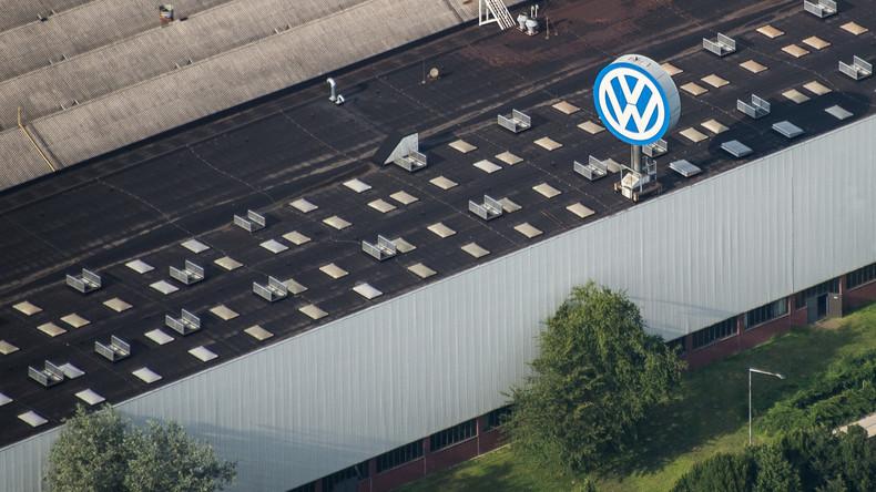 VW soll in China fast fünf Millionen Autos wegen möglicher Airbag-Probleme zurückrufen