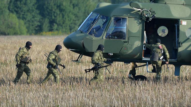 """Russland und Weißrussland beginnen mit Großübung """"Zapad 2017"""""""