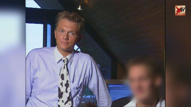 Der war schon immer so: FDP-Chef Christian Lindner mit jungen 18 Jahren und hohen Zielen