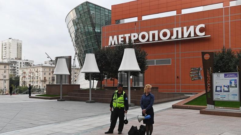 Mehr als 130.000 Russen in zwei Tagen nach anonymen Bombendrohungen evakuiert