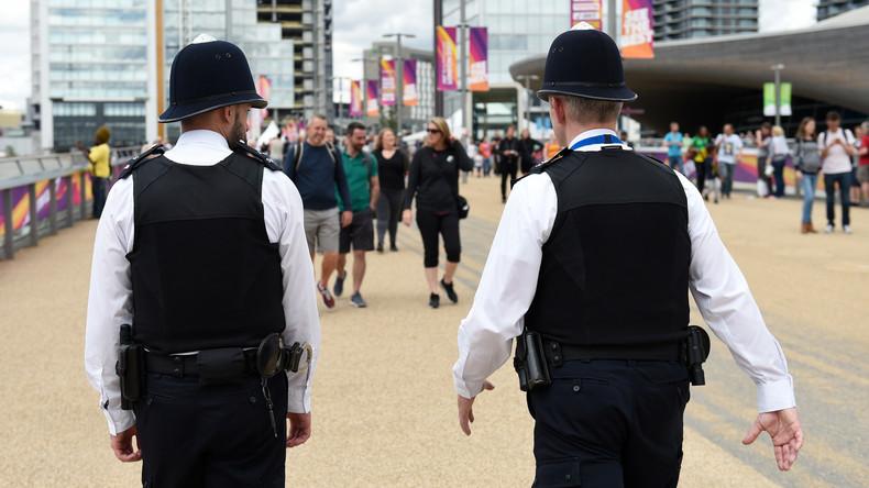 Großbritannien verzeichnet Rekordzahl an Festnahmen wegen Terrorismus