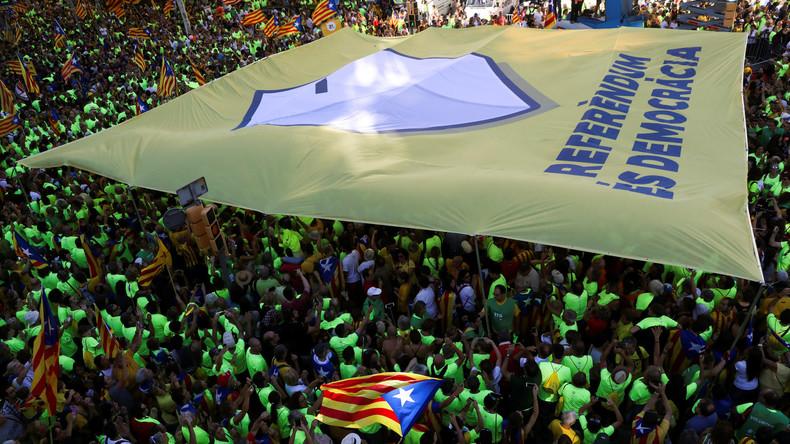 Katalanisches Referendum: Spanien droht Amtsträgern mit Strafverfolgung