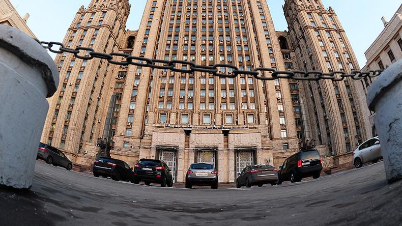 Keine Parkplätze mehr für US-Konsulatsmitarbeiter in Russland