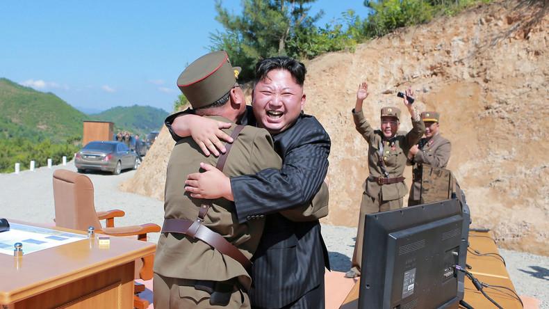 US-Streitkräfte: Nordkoreas Raketentest nicht gefährlich für USA