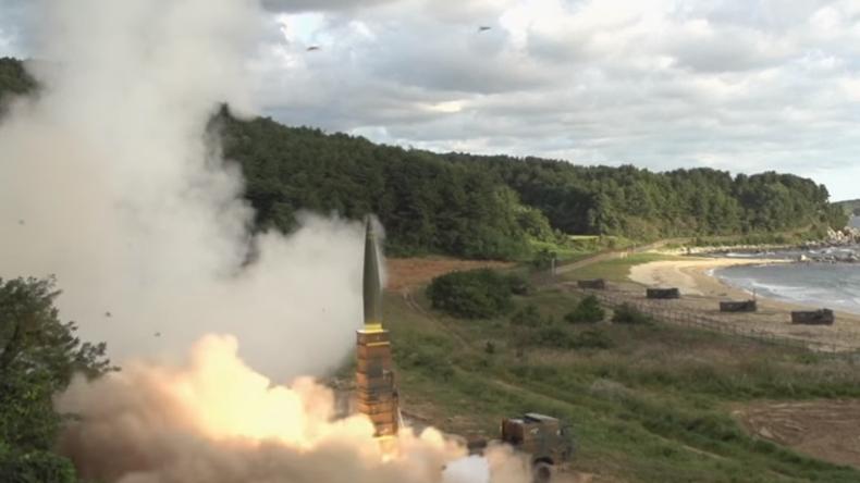 """Nordkorea startet erneut Rakete: Südkorea droht mit """"unwiederbringlicher Zerstörung"""""""