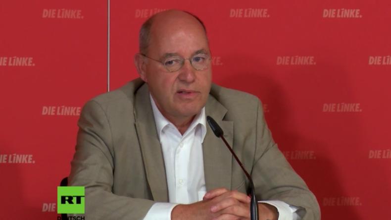 Gysi: Die SPD war es, die den Antrag auf US-Atomwaffenabzug aus Deutschland verhinderte