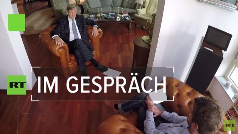Botschafter a.D. Frank Elbe: Ausgrenzung Russlands schadet Europa