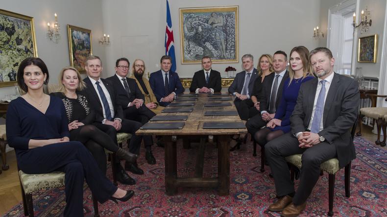 Regierung in Island zerbricht an Pädophilen-Skandal