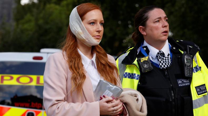 Explosion in Londoner U-Bahn: 18 Menschen im Krankenhaus