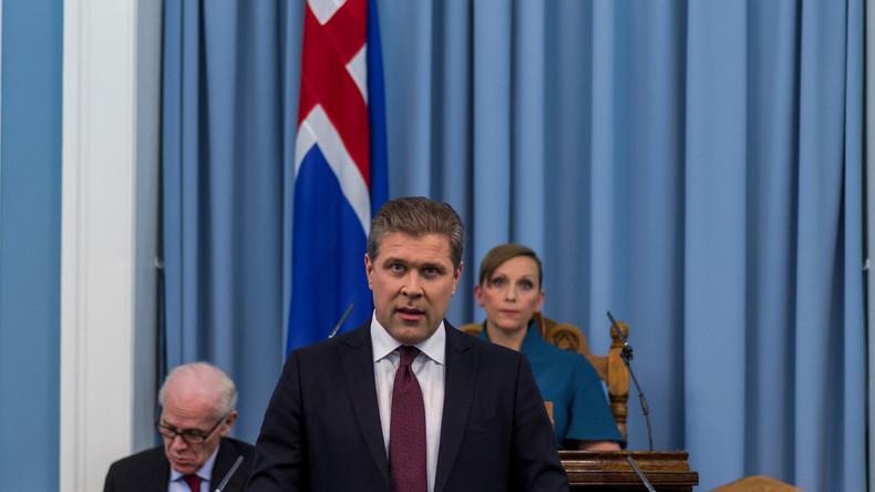Regierungskoalition in Island geplatzt