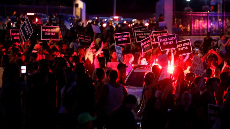 Proteste in Saint Louis nach Freispruch für Polizisten