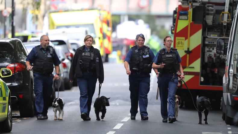 """Nach Anschlag in London: Polizei macht """"Jagd"""" auf Verdächtige"""