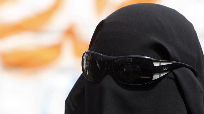 Belgien lässt Dänin wegen Vollverschleierung nicht einreisen