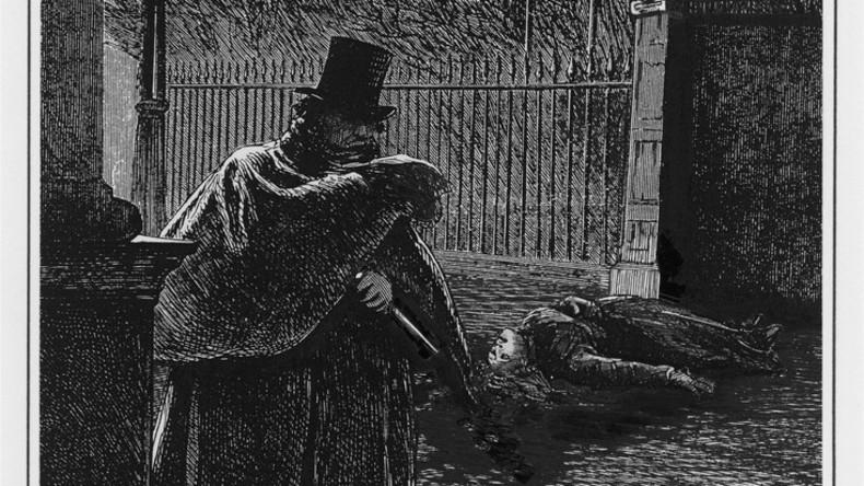 Brite entdeckt Grab von Jack the Ripper