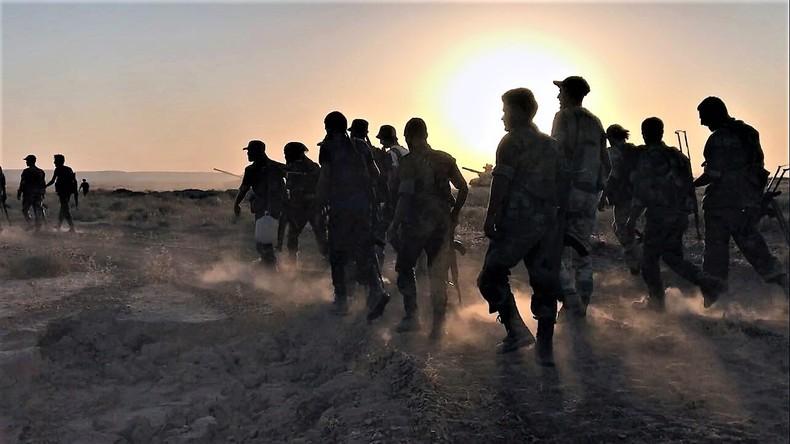 Ortsquellen: Syrische Armee kappt wichtigste Nachschub-Route des IS in Deir-ez-Zor