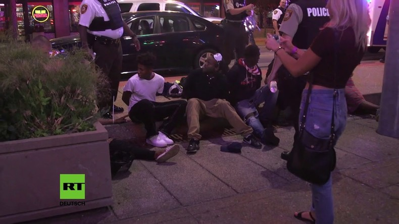 USA: Gewaltsame Proteste in St. Louis nach Freispruch für Polizisten