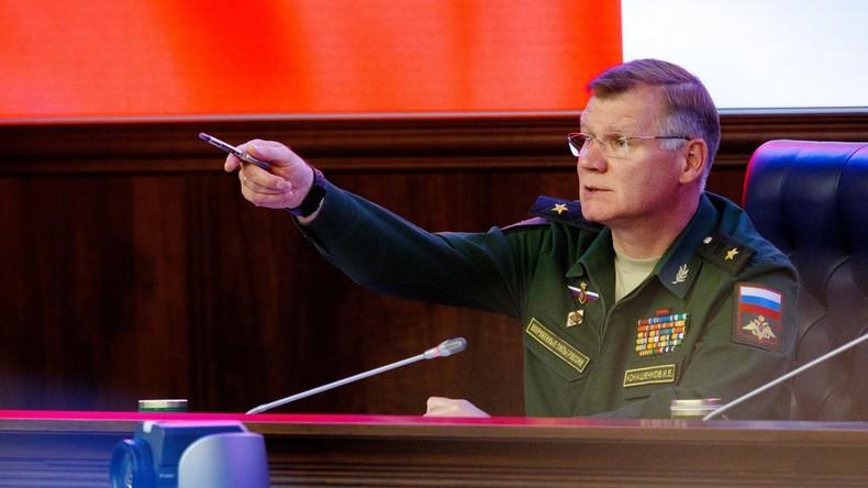 Russlands Verteidigungsministerium verneint Attacke gegen Syriens Opposition bei Deir ez-Zor