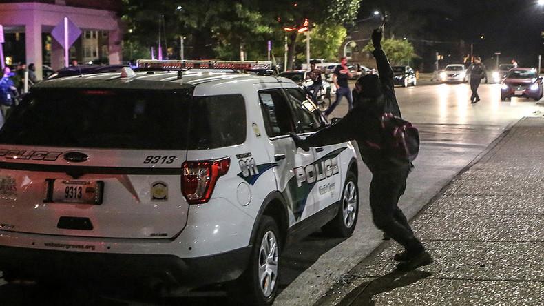 Nach Polizisten-Freispruch: St. Louis versinkt im Chaos