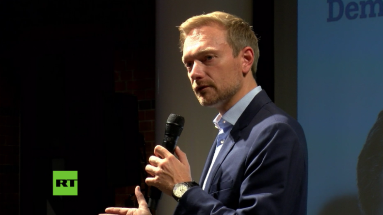 """Lindner: """"Wer FDP wählt, sorgt für echte politische Opposition im Bundestag"""""""