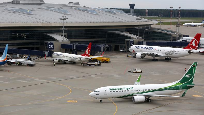 Bagdad und Moskau nehmen nach 13 Jahren Flugverbindung wieder auf
