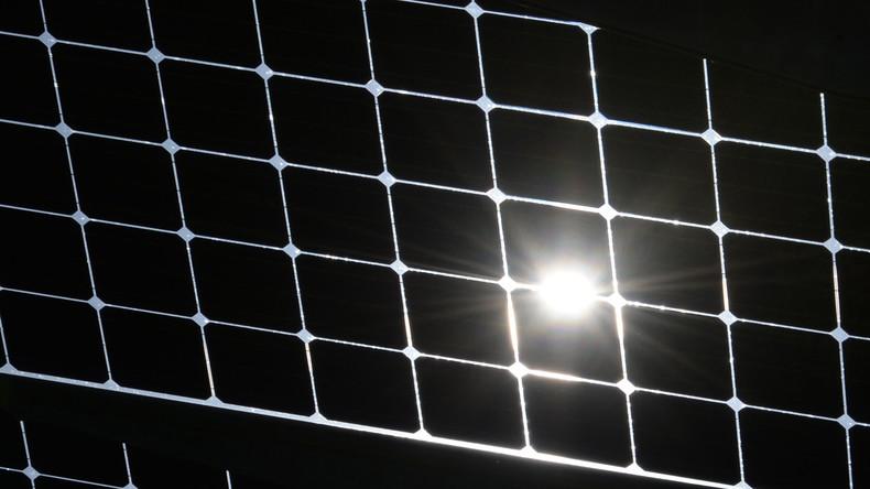 Dubai lanciert Projekt der weltweit größten Solaranlage