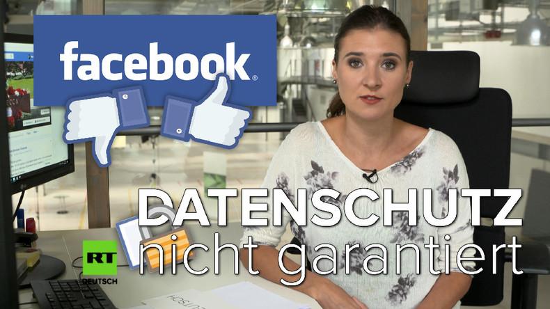 Facebook und Datenschutz: Netzwerk gibt persönliche Daten an ukrainische Extremisten weiter