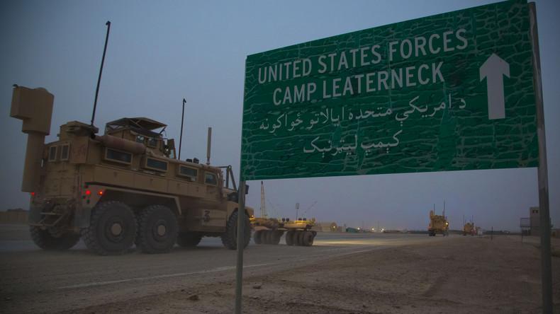 Über 3.000 zusätzliche US-Soldaten nach Afghanistan entsandt