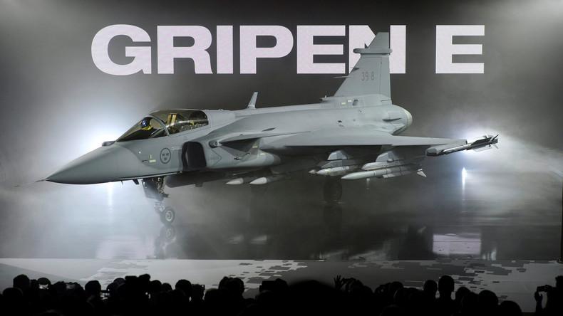 Schwedische Firma Saab will US-Luftstreitkräfte aufrüsten