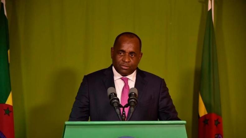 """Tropensturm """"Maria"""" reißt Dach von Residenz des Regierungschefs von Dominica ab"""