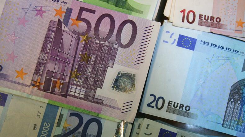 Teure Hygiene: 500-Euro-Scheine verstopfen Toiletten in Genfer Bank