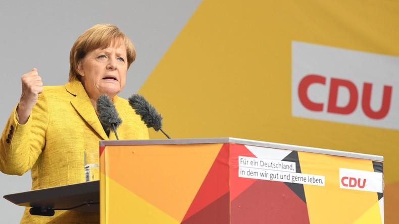 Mutmaßlicher Angriff auf Bundeskanzlerin Merkel in Torgau - Staatsanwaltschaft ermittelt