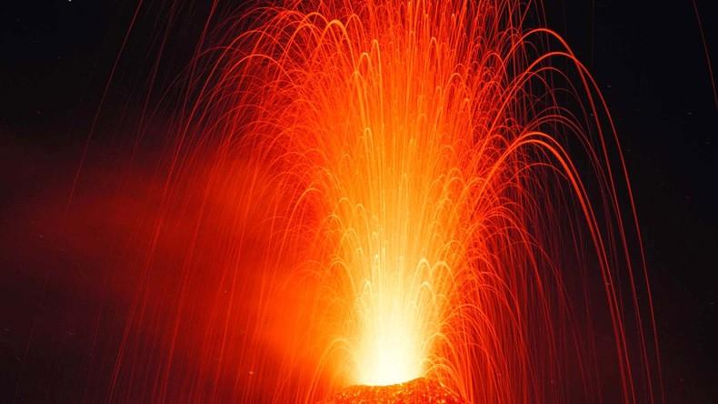 Ausbruch eines Supervulkans nahe Neapel prognostiziert
