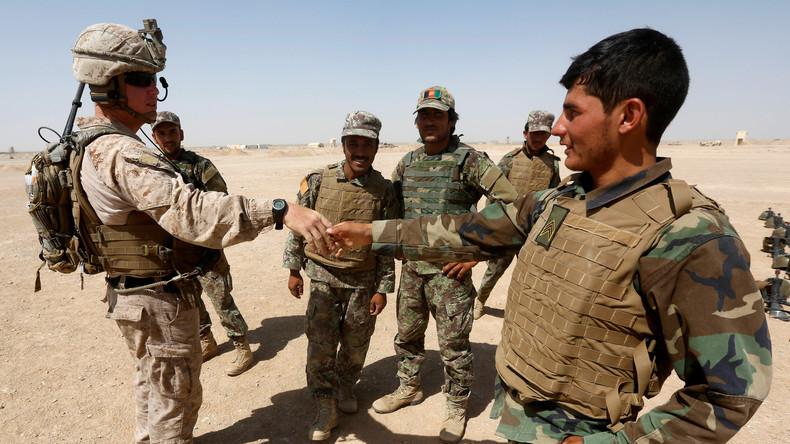 Afghanistan: USA entsenden 3.000 neue Soldaten im bisher vergeblichen Kampf gegen Taliban