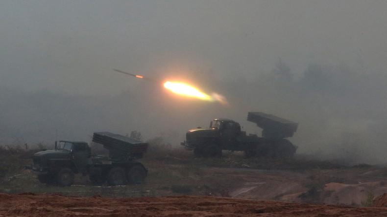 """Russische Bedrohung muss erfunden werden, um Waffenverkäufe und NATO-Präsenz zu rechtfertigen"""