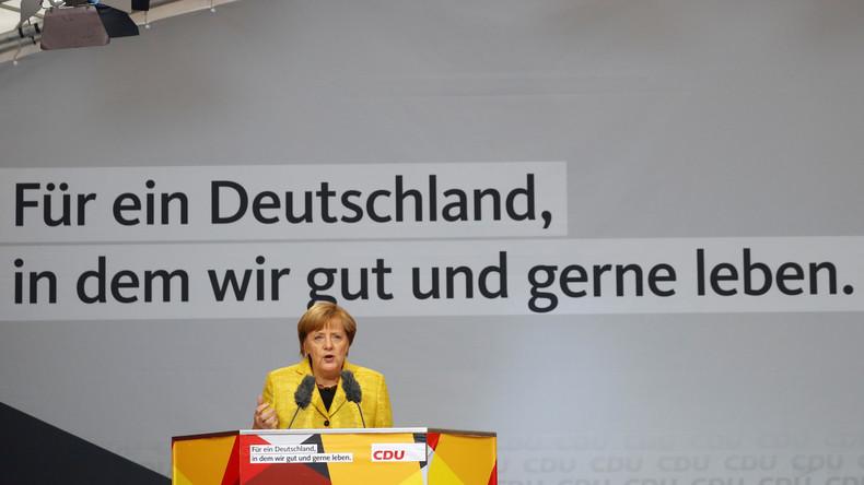 LIVE ab 18 Uhr: Bundeskanzlerin Angela Merkel spricht bei Wahlkampfveranstaltung in Schwerin