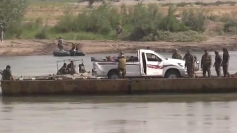 Moskau: Stärkste Angriffe auf syrische Armee gehen von US-gestützten Kräften aus – nicht vom IS