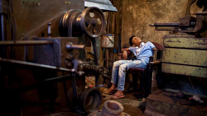 UN: 40 Millionen Menschen arbeiten und leben wie Sklaven