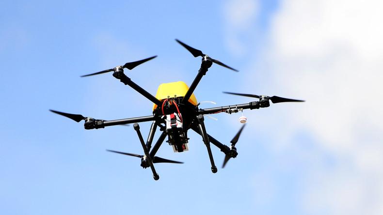 Deutsche Flugsicherung: Immer mehr Drohnen-Vorfälle an Flughäfen