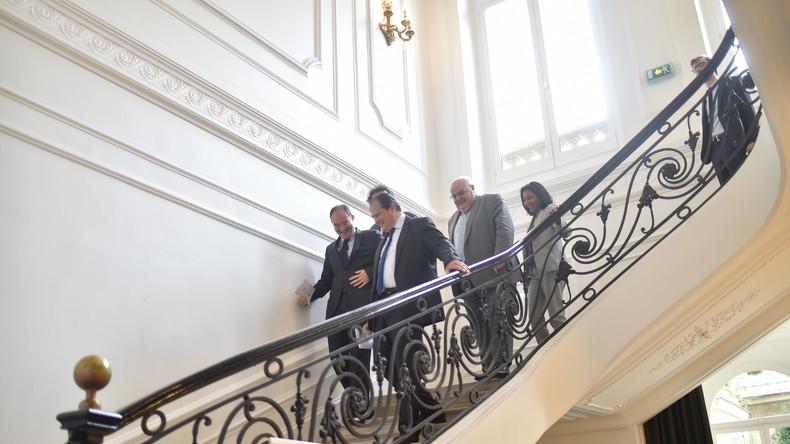40 bis 70 Millionen Euro: Frankreichs Sozialisten verkaufen Parteigebäude in Paris