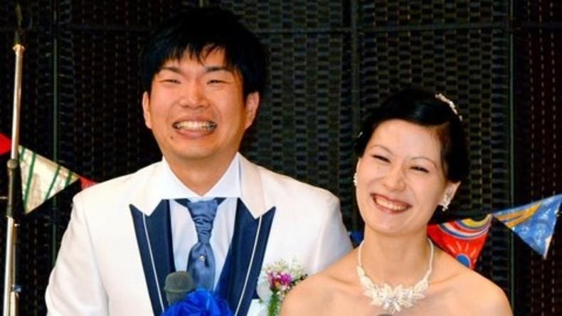 Verpackung ist tabu: Japaner feiern umweltfreundliche Hochzeit