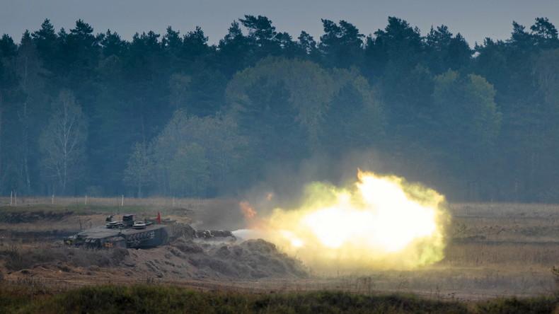 """Militärübung """"Dragon"""" mit 17.000 Soldaten in Polen begonnen"""