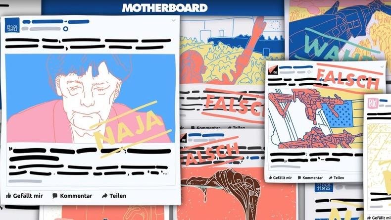 Medien und Propaganda: Wie das Vice-Magazin einmal angebliche Fakten analysierte