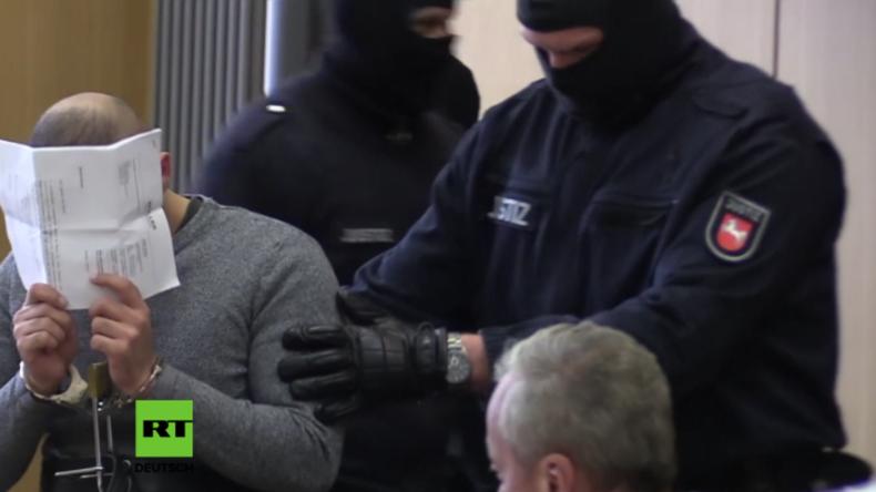 IS-Prozess in Braunschweig gestartet – Hauptangeklagter gesteht Anschlagspläne