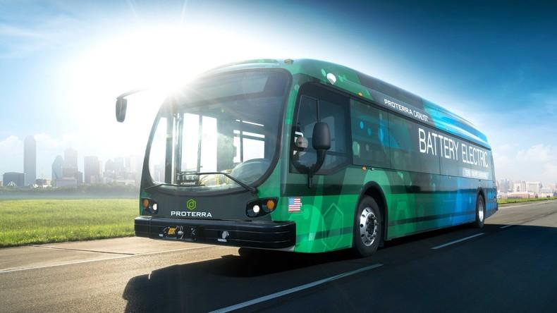 Elektrischer Bus stellt Rekord auf: 1.772 Kilometer mit einer Akku-Ladung
